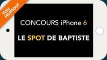 BAPTISTE - Concours Spot You Humour