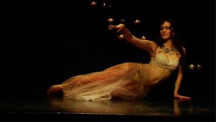 Golden Apple - Neon, Jenna, Blanca - Bellydance Stars of New York - Trailer