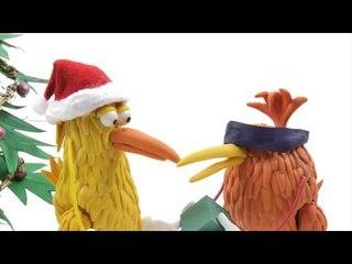 Apprends l'anglais avec Kiwi – Joyeux noël (Merry Christmas)