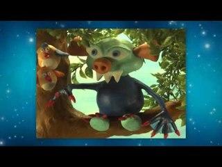 Les devinettes de Reinette - La chauve-souris