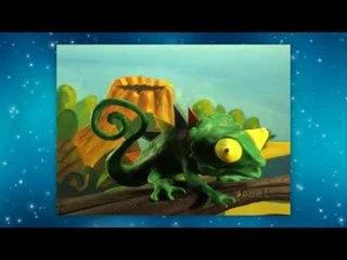 Les devinettes de Reinette - Le caméléon