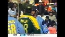 Cricket Fight Rahul Dravid Vs Shoaib Akhtar