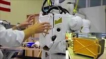 Valkyrie  NASA's Superhero Robot
