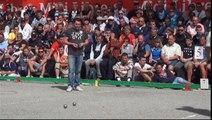 Mondial de Millau tête-à-tête à pétanque 2014 : SUCHAUD vs PHILIPSON, QUINTAIS vs HEMON