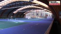 VIDEO. Tennis: le CREPS de Poitiers devient seul pôle d'excellence -15 ans de France