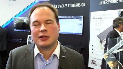Expoprotection 2014 - interview exposant : Panasonic