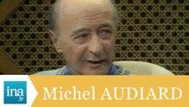 "Michel Audiard ""Gabin et Belmondo parlent Audiard"" - Archive INA"