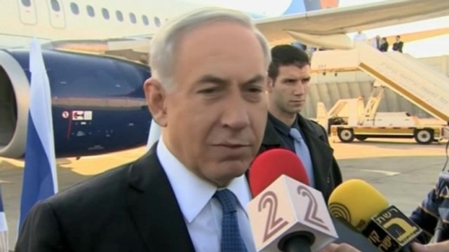 """Israel to rebuff attempts """"that would bring terror into our home""""- Netanyahu"""