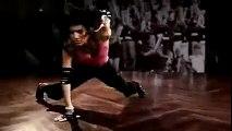 Nike Break Dance Woman latest unbelievable Dance 2015