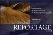 [REPORTAGE] Inauguration du Musée de l'histoire de l'immigration