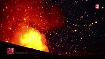 Cap-Vert : éruption violente du Pico do Fogo