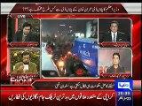 Hote Debate Between Achor Kamran Shahid And Daniyal Aziz Pml-n On Ayaz Sadiq Issue