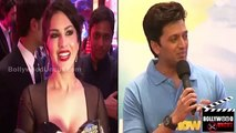 New Hot Mastizaade   Sunny Leone & Riteish Deshmukh's HOT ROMANCE !