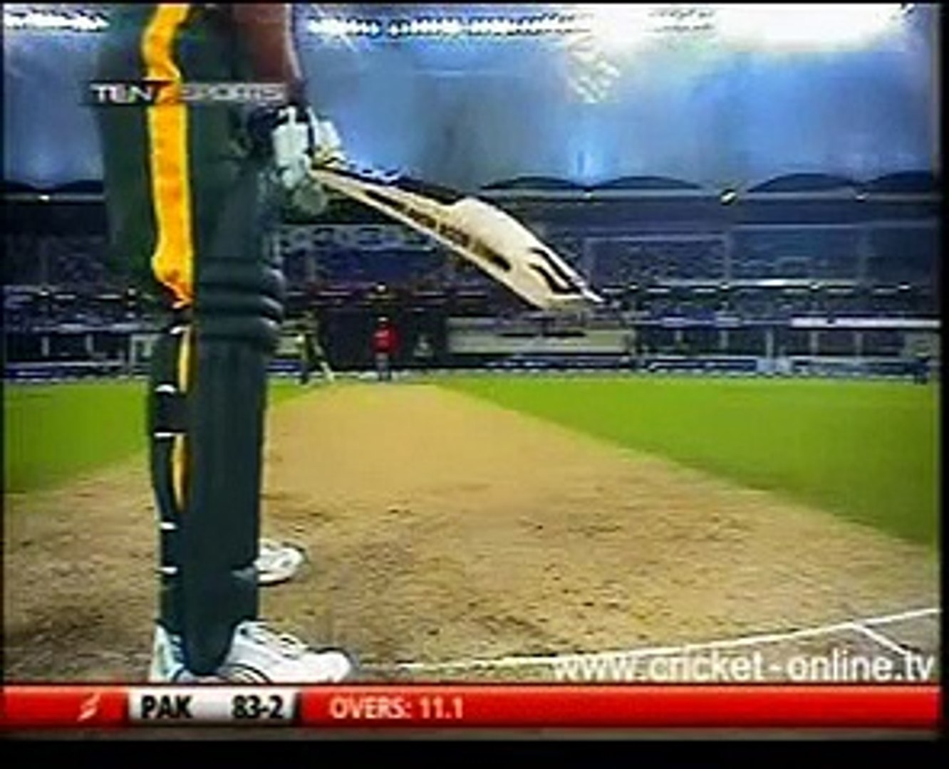 New Zealand NZ vs Pakistan 2nd T20 20 Highlights Dubai 2009 Cricket Highlights Video2