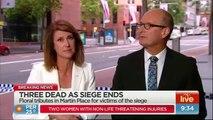 Une journaliste apprend en direct qu'elle connait l'une des victimes de la prise d'otages de Sydney