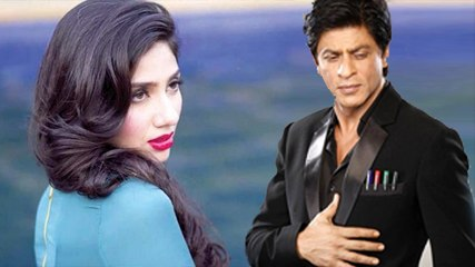 Shahrukh To Romance Pakistani Actress Mahira Khan
