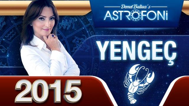 YENGEÇ Burcu 2015 genel astroloji ve burç yorumu videosu