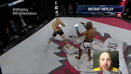 Hard Knocks Fight Breakdown- Sergej Juskevic vs Joel Powell