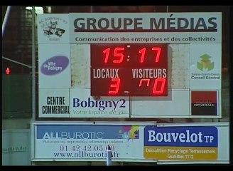Résumé du match Bobigny vs CAP samedi 11 décembre 2014
