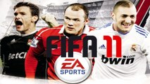 Fifa 11 gameplay electronic arts pc xbox 360 ps3 2010 HD