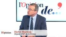 Quand Macron rime avec Mariton