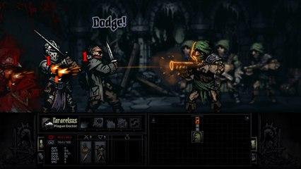 Trailer officiel de Darkest Dungeon