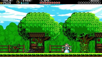 Trailer officiel de Shovel Knight
