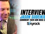 Interview Red Carpet de Jason Sudeikis - Comment tuer son boss 2 ?