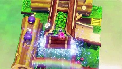 Captain Toad Treasure Tracker - Trailer lancement FR de Captain Toad :  Treasure Tracker