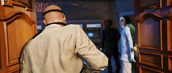GTA V - Trailer Braquages de Grand Theft Auto V