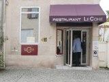 Le Cohé en Gironde : restaurant gastronomique.