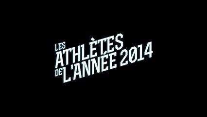 Athlètes de l'année 2014 : Les finalistes