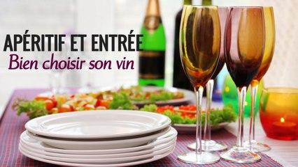 Comment choisir son vin en fonction de l'apéritif et de l'entrée ?