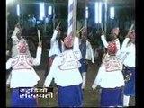 Mer Dandiya Raas | Non Stop Raas | Krushna Bhagwan Halya | Hit Raas Garba