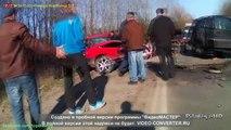 Car Crash Compilation HD #49   Russian Dash Cam Accidents & Car Crashes   2014