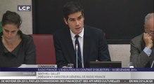 Travaux en séance : Audition de M. Mathieu Gallet sur l'exécution du contrat d'objectifs et de moyens en 2013, par la commission des affaires culturelles et de l'éducation et la commission des finances