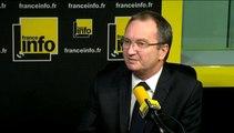 """Jacques Chanut (FFB) : """"Le bâtiment pourrait perdre 45.000 postes"""""""