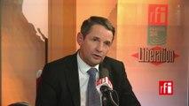 Thierry Mandon: «Il faut redonner à la puissance publique sa puissance perdue»