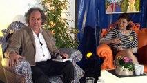 Chapiteau du Livre 2012 à Saint-Cyr-sur-Loire : Anaïd Demir, Gonzague Saint Bris
