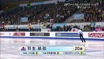 Yuzuru HANYU - SP - GPF 2014