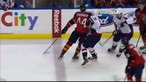Erik Gudbranson vs Troy Brouwer fight Washington Capitals vs Florida Panthers 12_13_13 NHL Hockey