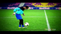 Football Freestyle ►Tricks & Skills ● Ronaldo ● Neymar ● Ronaldinho ● Zlatan .. ||HD