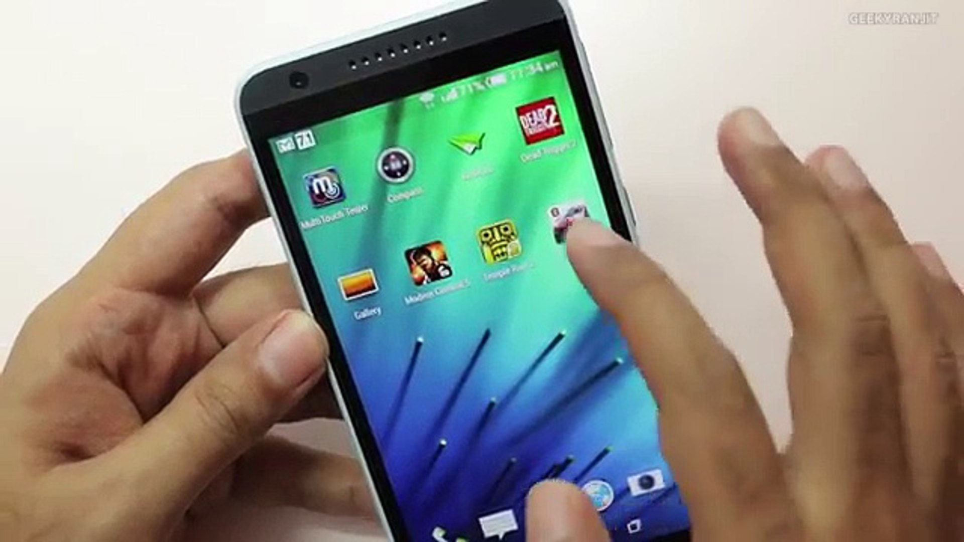 HTC Desire 820 Gaming Review Does it Heat Up