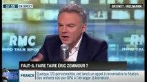 Brunet & Neumann : Déportation des Français musulmans: faut-il faire taire Eric Zemmour ? - 17/12