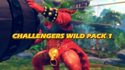 Wild Costumes Trailer de Ultra Street Fighter IV