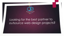 Outsourcing web design and development company