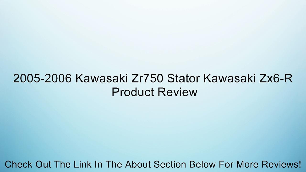 2005-2006 Kawasaki Zr750 Stator Kawasaki Zx6-R Review