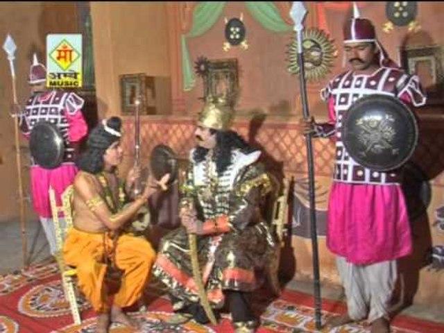 Sampurna Krishna Baal Leela Part 1   SHREE LORD KRISHNA SPECIAL BHAJAN   Rajasthani Hits   Godialy.com