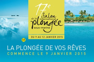 Salon de la Plongée 2015