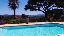 Particulier: vente hôtel particulier vue mer /  rade de Toulon - Annonces immobilières
